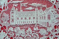 Chateau de Blois Chateau De Blois, French Castles, Lacemaking, French Chateau, Linens And Lace, Needle Lace, Lace Doilies, Filet Crochet, Vintage Lace