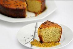 Bolo de Maracujá Vegano Banana Bread, Natural, Tips, Desserts, Food, Passion Fruit Cake, Co Workers, Recipes, Essen