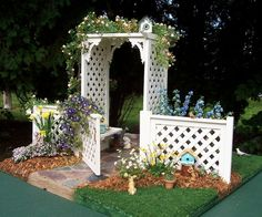 autumn outdoor scenes for dollhouse minitaures - Yahoo Image Search Results