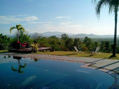 $73 - Chiang mai - Guesthouse in Don Pao, Thailand. This  is a Five Star Suite (separate building) with pool in the countryside, located in Mae Wang...32km from Chiang Mai Airport  This site can be your main location while experiencing the Culture/History of the Old City or experiencing the Nature ...