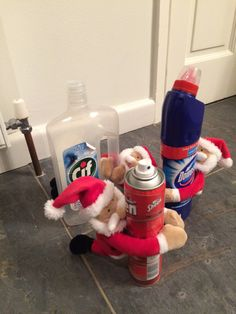 Christmas Empties Day after all we are the Cleaning Ladiess. Cleaning Service, Spray Bottle, Drink Bottles, Cleaning Supplies, Advent, Drinks, Christmas, Drinking, Xmas