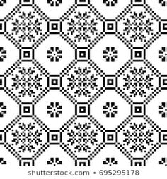Monochromatic ethnic seamless background textures in black and white colors vector illustration file editable, scalable and easy color change can use it for packaging, textile design, scrapbooking Seamless Background, Textured Background, Black And White Colour, White Colors, Color Vector, Graphic Patterns, Textile Design, Color Change, Embroidery