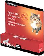 Profesjonalne preparaty dla psów i kotów zapobiegające kleszczom i pchlom i Twojego zwierzama
