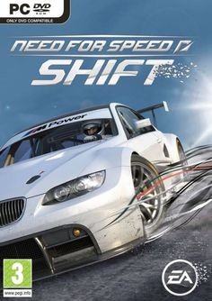 Game PC Rip - Need for Speed Shift PC [Español] [MEGA]
