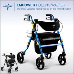 Empower Rolling Walker by Medline®    $150