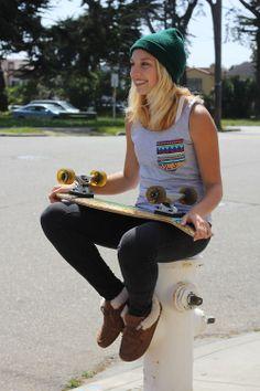 Skate girl... Skater Girls 07960b14371