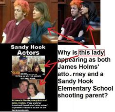 James Holms Attorney vs Sandy Hook elementary school parent | Crisis Actor Conspiracy Theories | Know Your Meme