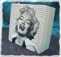 Jewelry Box with Marilyn Monroe vintage by MagdalenaMagic on Etsy