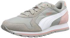 Puma ST Runner NL, Unisex-Erwachsene Sneakers, Grau (drizzle-white-coral cloud pink 21), 46 EU (11 Erwachsene UK) - http://on-line-kaufen.de/puma/46-eu-puma-st-runner-nl-unisex-erwachsene-sneakers-2