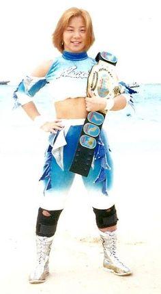 Japanese Womens Wrestling: Chaparrita ASARI - Japanese Female Wrestling