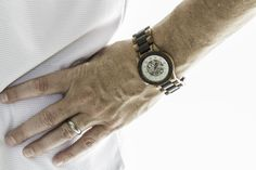Jord Wood Watches.  Elegant and simple timepiece.