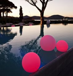 If you wish to set out a romantic atmosphere for a wonderful barbecue party or a romantic dinner on poolside, these are the perfect things to colorfully brighten up your pool. You can set these cordless LED lamps with unlimited colors and it completely rechargeable, waterproof, shockproof and energy efficient. It will also glow automatically in many colors if you set them in dynamic mode and even you can set them to glow in candlelight mode if you want. Price 399.99$