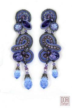 Aurora Long Earrings
