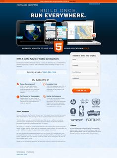 Inspiring Landing Page Examples Designed Using Unbounce