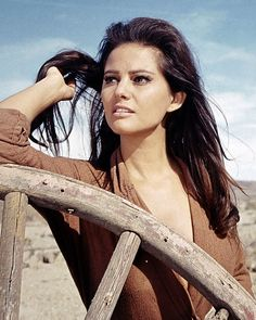 Here, a look at the most striking Italian beauties of all time: Claudia Cardinale