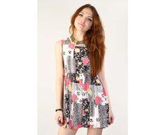 Mink Pink I Media Dress - Apparel Dresses Day - Wild Pair $120