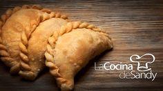 Empanadas Argentinas de pollo - Receta de cocina con pollo y masa para e...