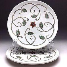 Sasaki Palazzo Flat Cup Saucer Set Paula Zanger Dinnerware Porcelain ...