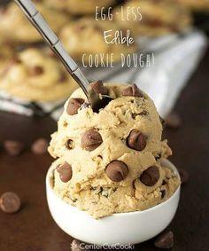 Eggleston cookie dough