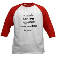 Smart Girl T-Shirt - From infant to adult sizes this empowering t-shirt sure makes a statement!