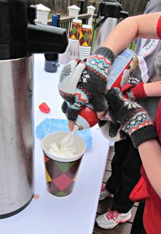 Apres Ski Birthday Party - inspiring ideas for a festive post-ski party