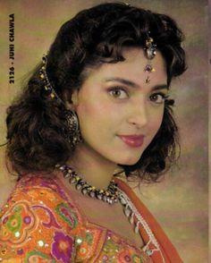 Juhi Chawla, Bollywood Quotes, Most Beautiful Bollywood Actress, Snake Girl, Madhuri Dixit, Akshay Kumar, Katrina Kaif, Bollywood Stars, Shahrukh Khan