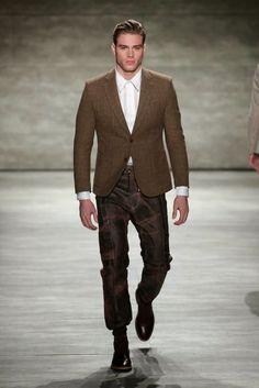 #Menswear #Trends Sergio Davila Fall Winter 2015 Otoño Invierno #Tendencias #Moda Hombre    M.F.T.