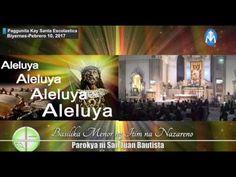 TV Mass - Friday -  ''Paggunita Kay Santa Escolastika'' February 10, 2017