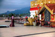 Złota Świątynia w Birmie
