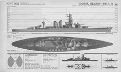 DORIA CLASS - BB 5, 6