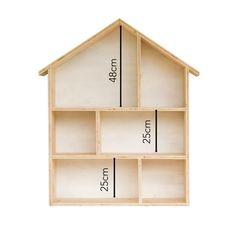 Mini Doll House, Toy House, Barbie Doll House, Diy Barbie Furniture, Cute Furniture, Ikea Dollhouse, Dollhouse Furniture, Diy Wooden Projects, Wooden Diy