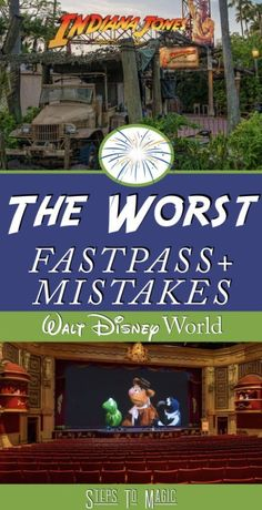 Fastpass Mistakes You Don't Want to Make at Disney World - Steps To Magic | Orlando Trip Planning