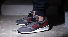 """New Balance M 997 CCF """"Made in USA"""" at Afew"""