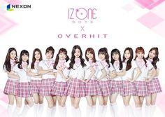 izone for overhit cf♡ Sakura Miyawaki, Japanese Girl Group, Kim Min, Nanami, One Life, The Wiz, These Girls, Kpop Groups, Nice Body