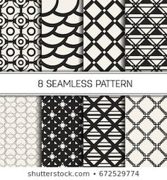 Black and white minimal background. For wallpaper, surface, web design, textile, decor Geometric Patterns, Geometric Tattoo Pattern, Minimal Background, Line Background, Web Design, Black And White Lines, Creative Illustration, Vector Pattern, Abstract Backgrounds