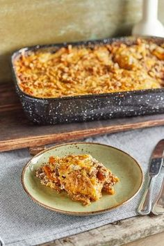 Rakott édesburgonya, a kedvenc ebédünk Meat Recipes, Low Carb Recipes, Healthy Recipes, Cooking Courses, Healthy Deserts, Macaroni And Cheese, Main Dishes, Food And Drink, Lunch