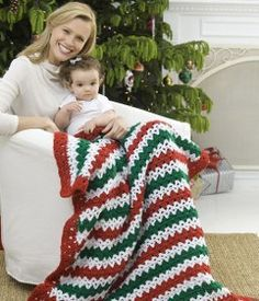 7 Free Crochet Patterns to Celebrate Christmas at Home from @AllFreeCrochet