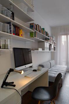 design by idstudio  swedish string shelving in white