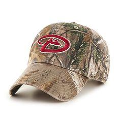 Arizona Diamondbacks Camo Hats