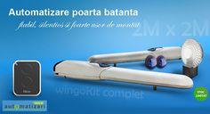 #kit #nice #wingo - #wingokit pentru #automatizari #porti de fiabile si de lunga durata! Profitati de ultimele zile de #reduceri si achizitionati acest kit! http://www.automatizari.store.ro/Automatizari-porti-batante/Kit-uri-porti-batante/Producator-automatizari-Nice/Kit-automatizare-Nice-Wingo-WingoKit-poarta-batanta