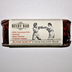 Bixby Chocolate Bars