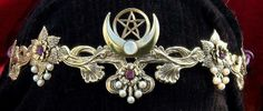gorgeous circlet, or queen/goddess crown