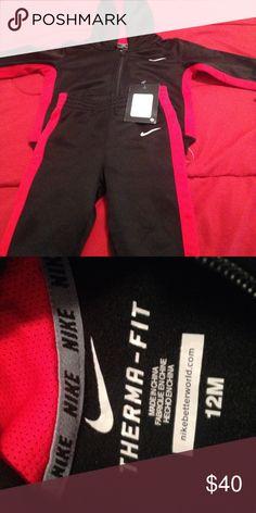 Brand New Nike sweatpants and zip up jacket Nike sweat outfit Nike Matching Sets