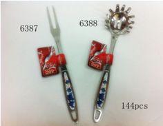 long spoon fork