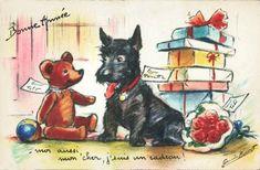 - Moi aussi, mon cher, j'suis un cadeau !