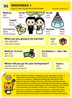 물음표 느낌표 ... 마침표™ 그리고 睿響(예향) Easy to Learn Korean Language 91 ~ 100