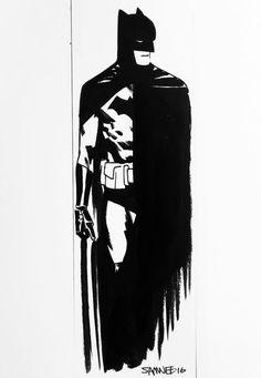 Awesome Art Picks: Supergirl, Batman, Hulk, and More - Comic Vine Comic Book Artists, Comic Artist, Comic Books Art, Batman Drawing, Batman Artwork, Star Wars Tattoo, Star Tattoos, Game Tattoos, Star Wars Poster