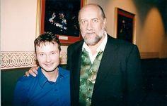 Jim Corr and Mick Fleetwood. Jim Corr, Mick Fleetwood, Music Bands, Dublin, Rock Bands, Celtic, Memories, Actors, Celebrities