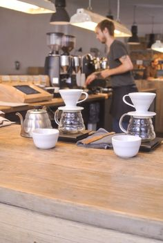 The Barn. Coffee Shop In Berlin