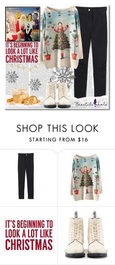 """Beautifulhalo I/8"" by ana-a-m ❤ liked on Polyvore featuring Michael Kors, Sixtrees and Dr. Martens"